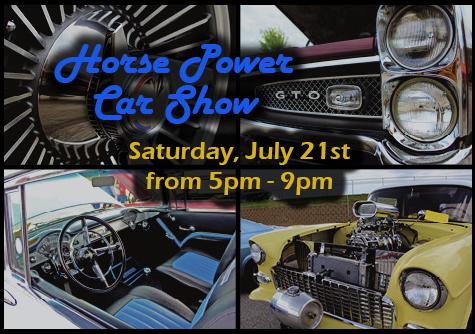 Horse Power Car Show Horsemens Park Live Horse Racing - Omaha car show